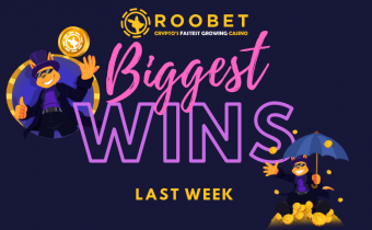 Biggest Jackpot Wins on Roobet Casino! Best Multiplier and Top Slot Winners