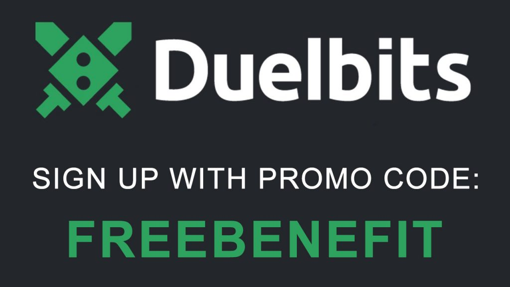 sign up with duelbits promo code